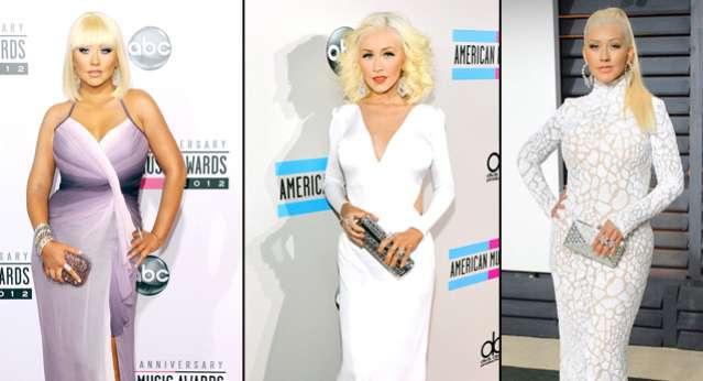 Christina Aguilera Yine Değişti