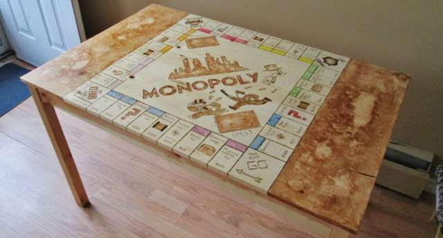 Monopoly Masası