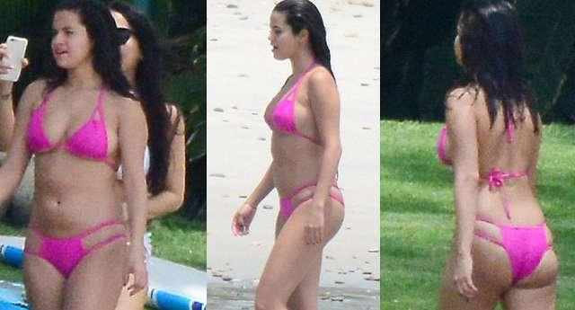 Selena Gomez Şaşırttı