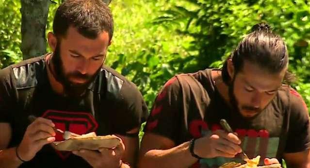 Survivor'ın Erkekleri Eridi!