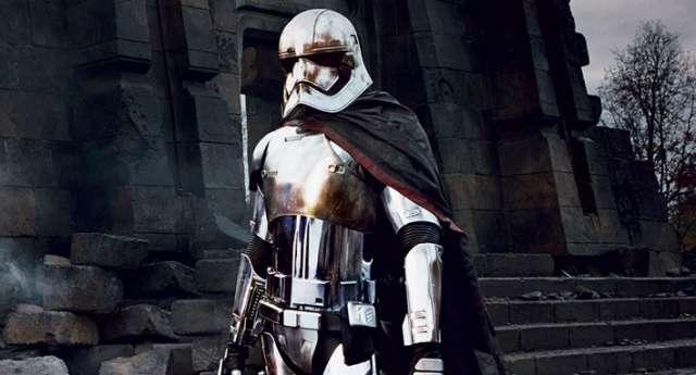 Star Wars'tan Çok Özel Fotoğraflar