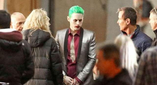 Yeni Joker'den İlk Kareler