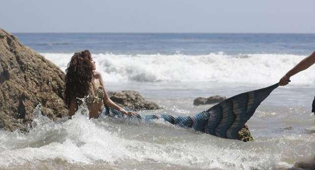 Deniz Kızı Oldu