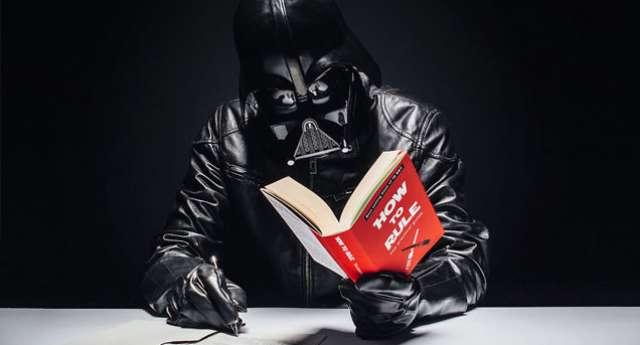 Darth Vader'ın Bir Günü