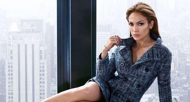 Jennifer Lopez'den Sert Pozlar
